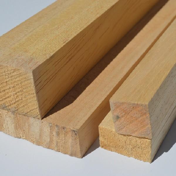 Liston rectangular samba 2550mm - Liston de madera ...