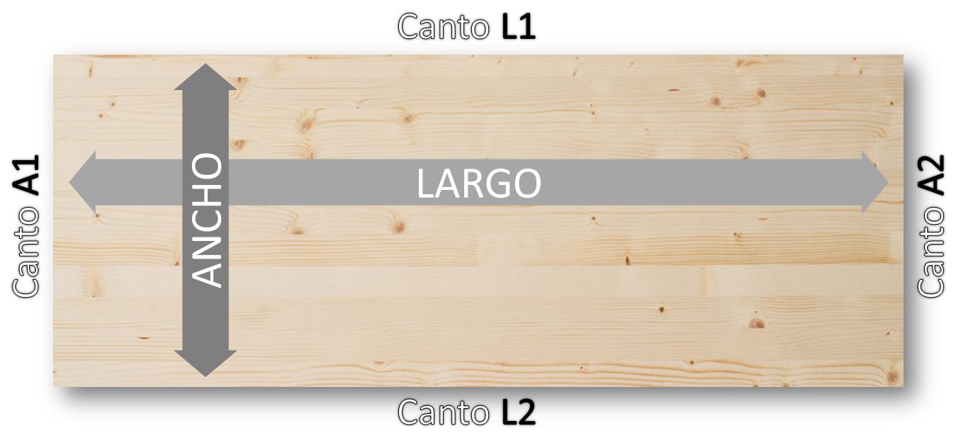 Instrucciones modulo de corte tahubrico - Maderas al corte ...
