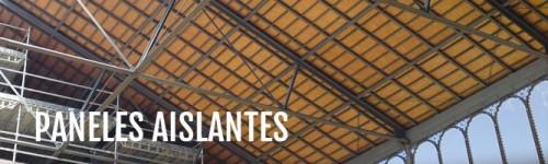 PANELES AISLANTES