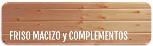 FRISO MACIZO Y COMPLEMENTOS